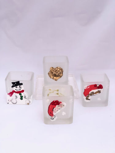 Votive Collection by Natalie Sarabella