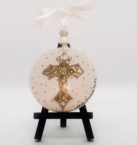 COMMUNION CERAMIC BISQUE - Natalie Sarabella