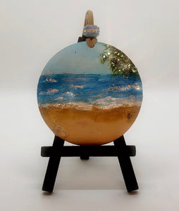 CERAMIC BISQUE BEACH THEME - Natalie Sarabella