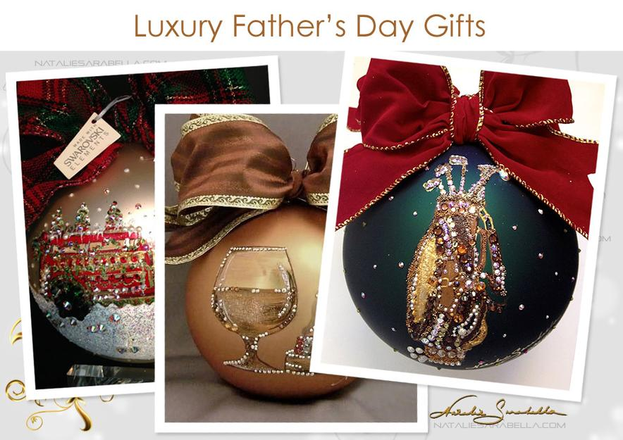 Natalie Sarabella Luxury Father's Day Gifts