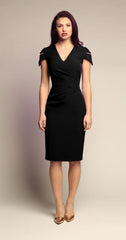 LINCOLN DRESS BLACK