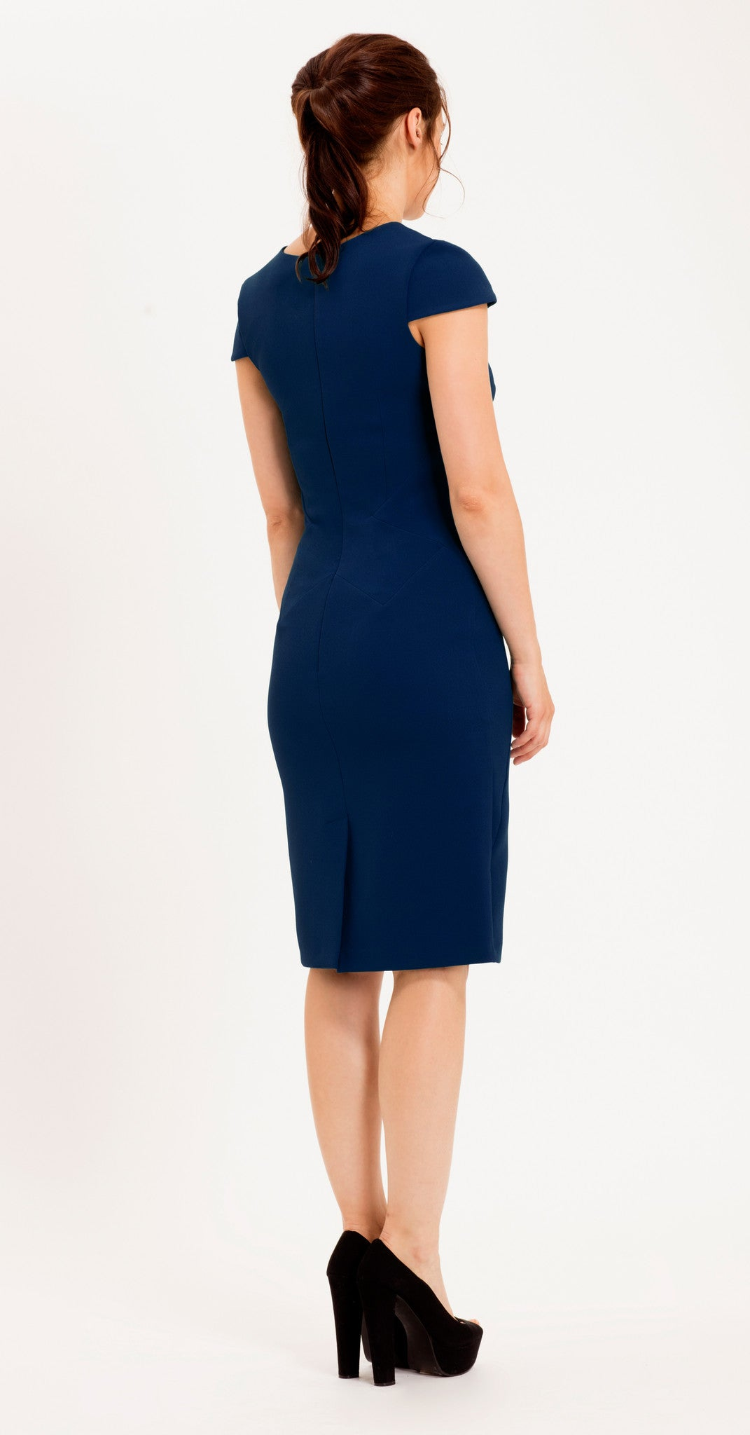 CAMBRIDGE DRESS NAVY
