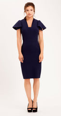 CAMDEN DRESS NAVY
