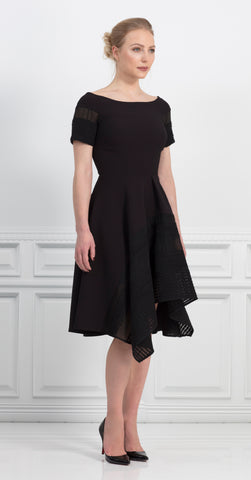 KENNEDY DRESS BLACK