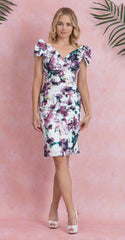 RAVELLO DRESS PINK MAGNOLIA