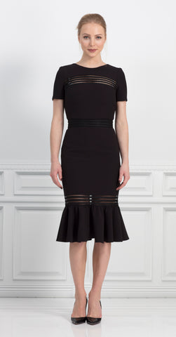 ROCHESTER DRESS BLACK