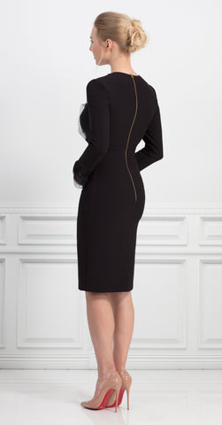 SIERRA DRESS BLACK