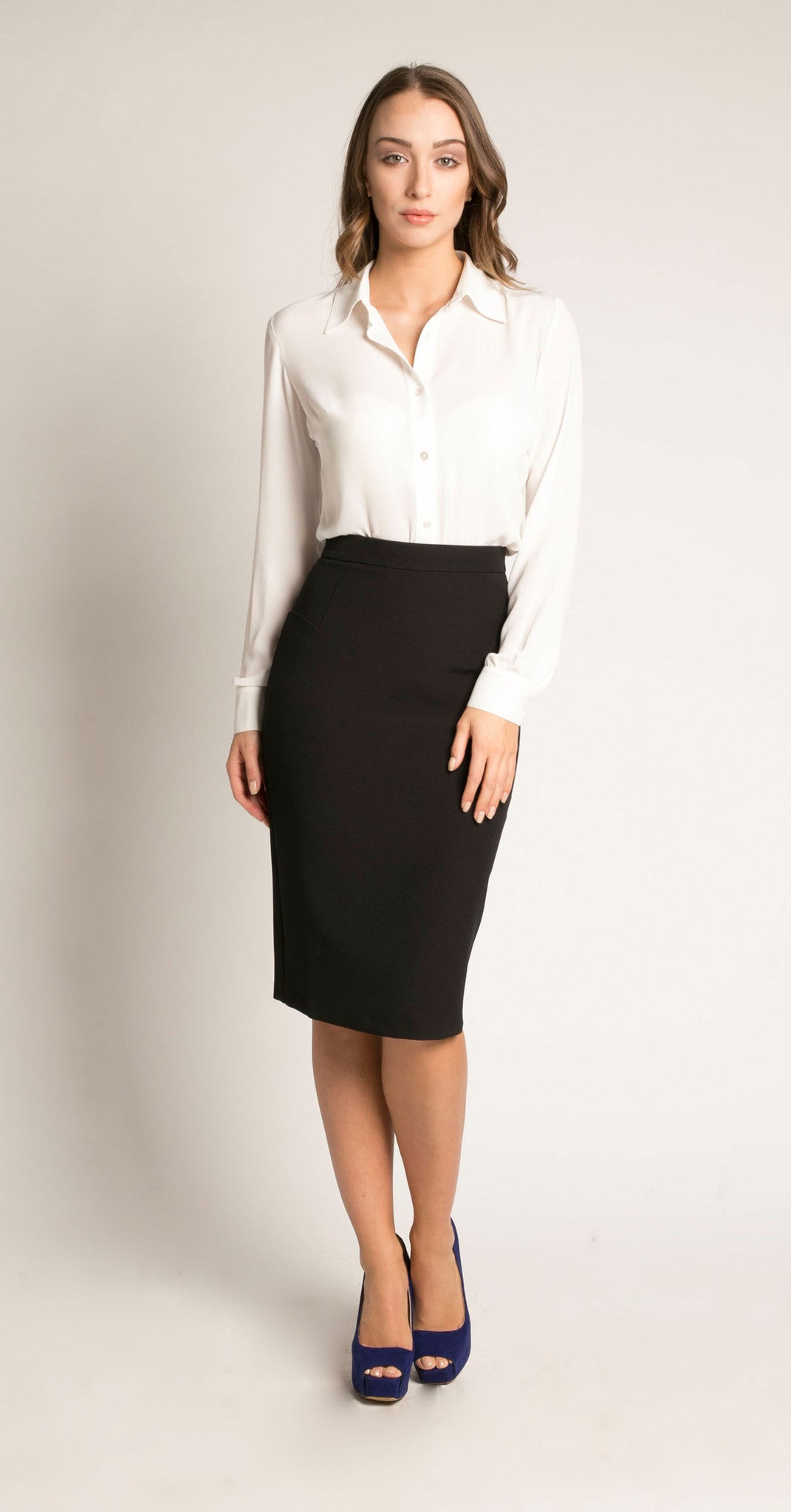 BELFORT SKIRT BLACK