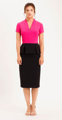 TELFORD SKIRT BLACK