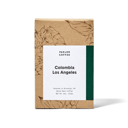 Parlor Coffee Beans (8 oz) Colombia Los Angeles