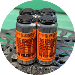 Transmitter New York State Pilsner (4 Pack)