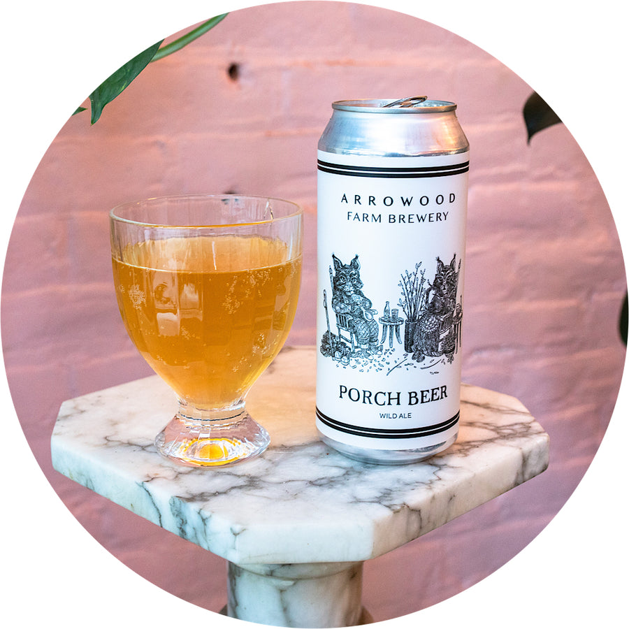 Arrowood 'Porch Beer'