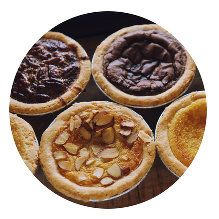 Little Pies - Set of Four