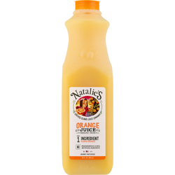 Natalie's Orchid Island Orange Juice (1 Quart)