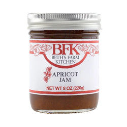 Beth's Farm Kitchen Apricot Jam (8 oz jar)