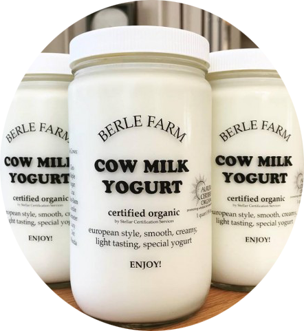 Berle Farm Yogurt (32oz)