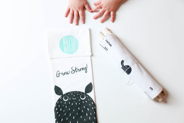 grow strong growth chart