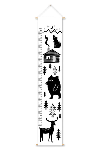 grow adventurous growth chart