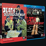 DEATH OCCURRED LAST NIGHT (Slip cover BR Edition) blu-ray