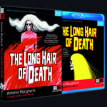 THE LONG HAIR OF DEATH directed by Antonio Margheriti (Slip cover BR Edition)