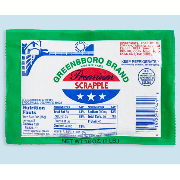 Greensboro Scrapple