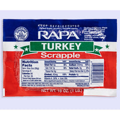 Turkey Scrapple