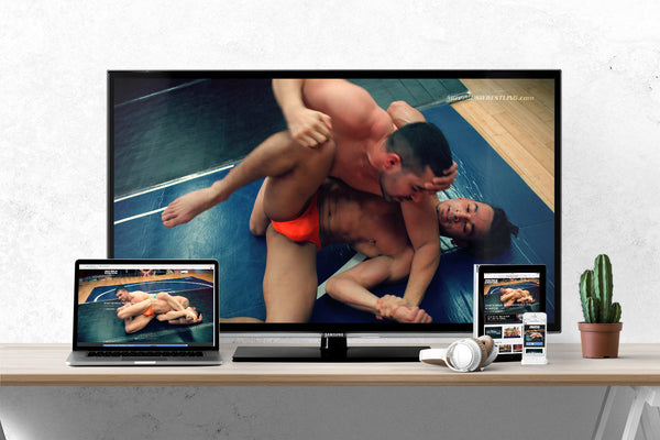 Watch Movimus Wrestling Matches on your Mobile Device!