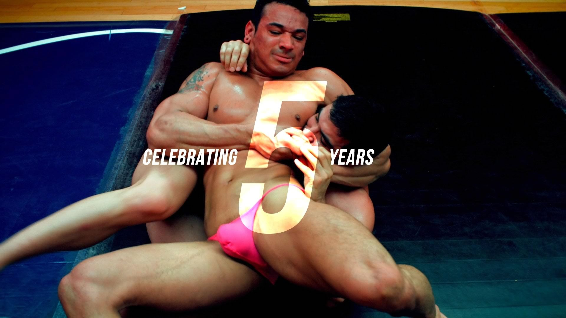 Celebrating 5 Years of Movimus Wrestling