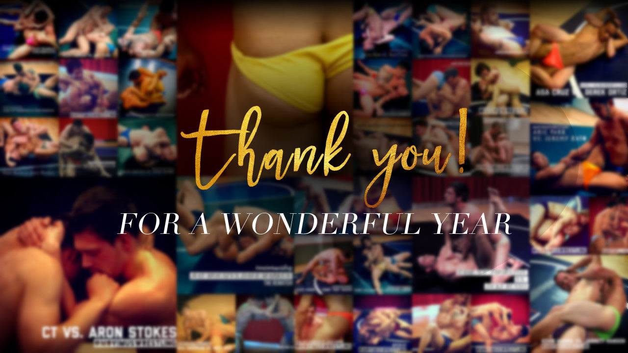 Thank you for a wonderful year!
