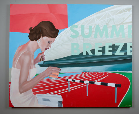 "COLIN BOWERS ""SUMMER BREEZE"" 2001"