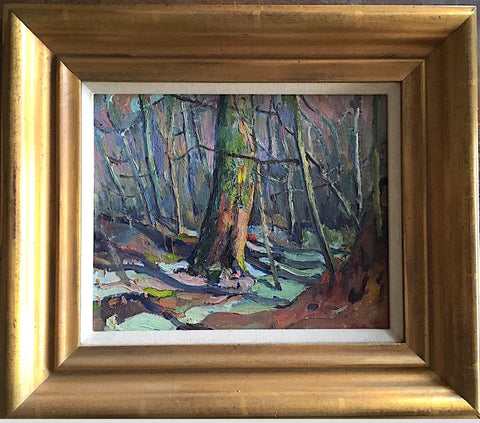 HUMBER BUSH, Paginton, Group of Seven, Tom Thomson, AY Jackson, Odon Wagner, Lock Gallery, Alan Klinkhoff, Heffel, PAMA, Peel Art Gallery
