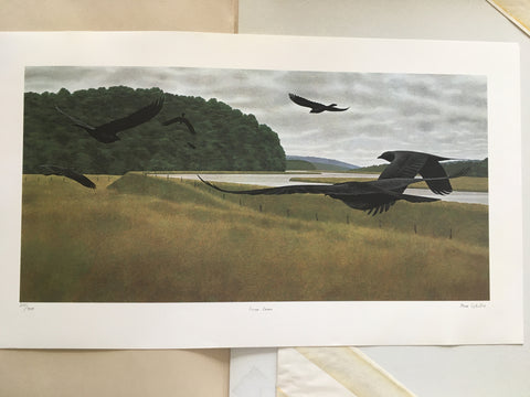"ALEX COLVILLE ""SEVEN CROWS"" 205/950 1980"