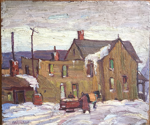 YMCA NEW TORONTO, Paginton, Group of Seven, Tom Thomson, AY Jackson, Odon Wagner, Lock Gallery, Alan Klinkhoff, Heffel, PAMA, Peel Art Gallery