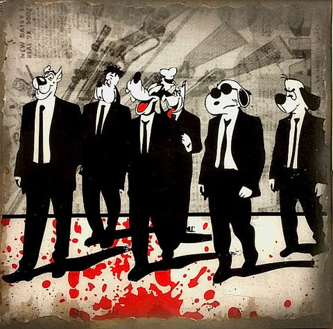 Reservoir Hounds
