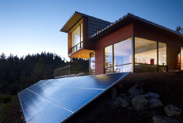 4.5 Kw Off Grid Solar System Package