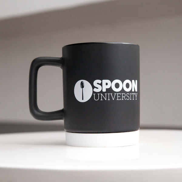 Ceramic Spoon Mug