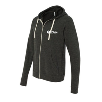 Spoon University Zip-Up Hoodie