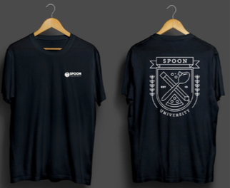 Spoon University Crest T-Shirt