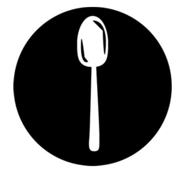 "Spoon ""Spoon"" Decal (Set of 20)"