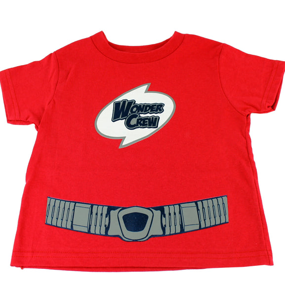 Wonder Crew Child-Sized T