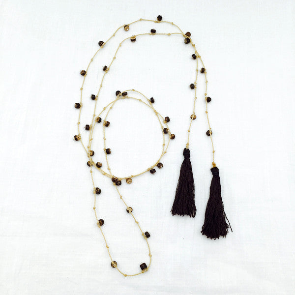 Abrazo Tassel Necklace