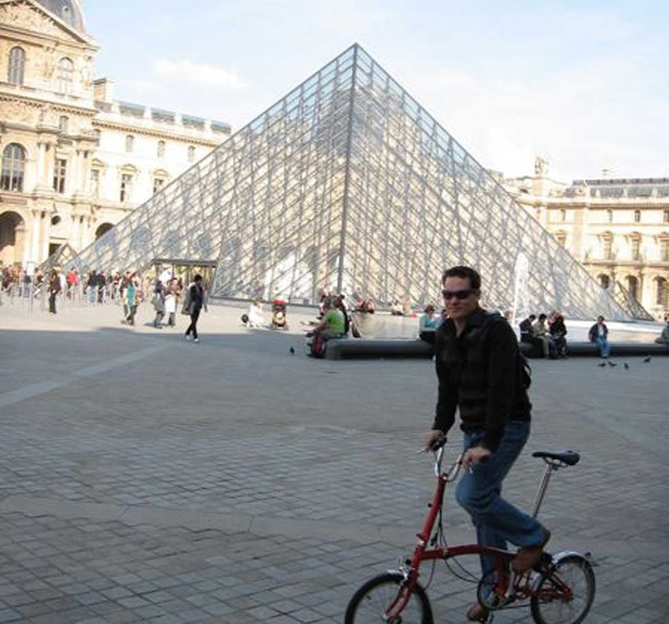 Paris Bicycle Culture