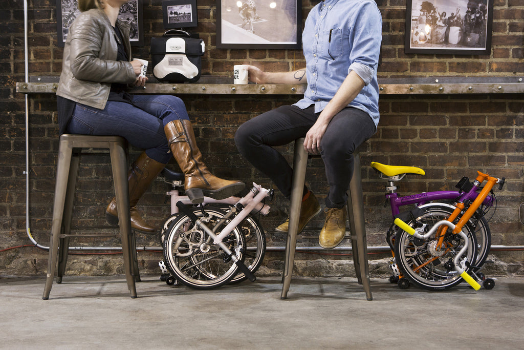 Folding Bikes: Why buy a Brompton?