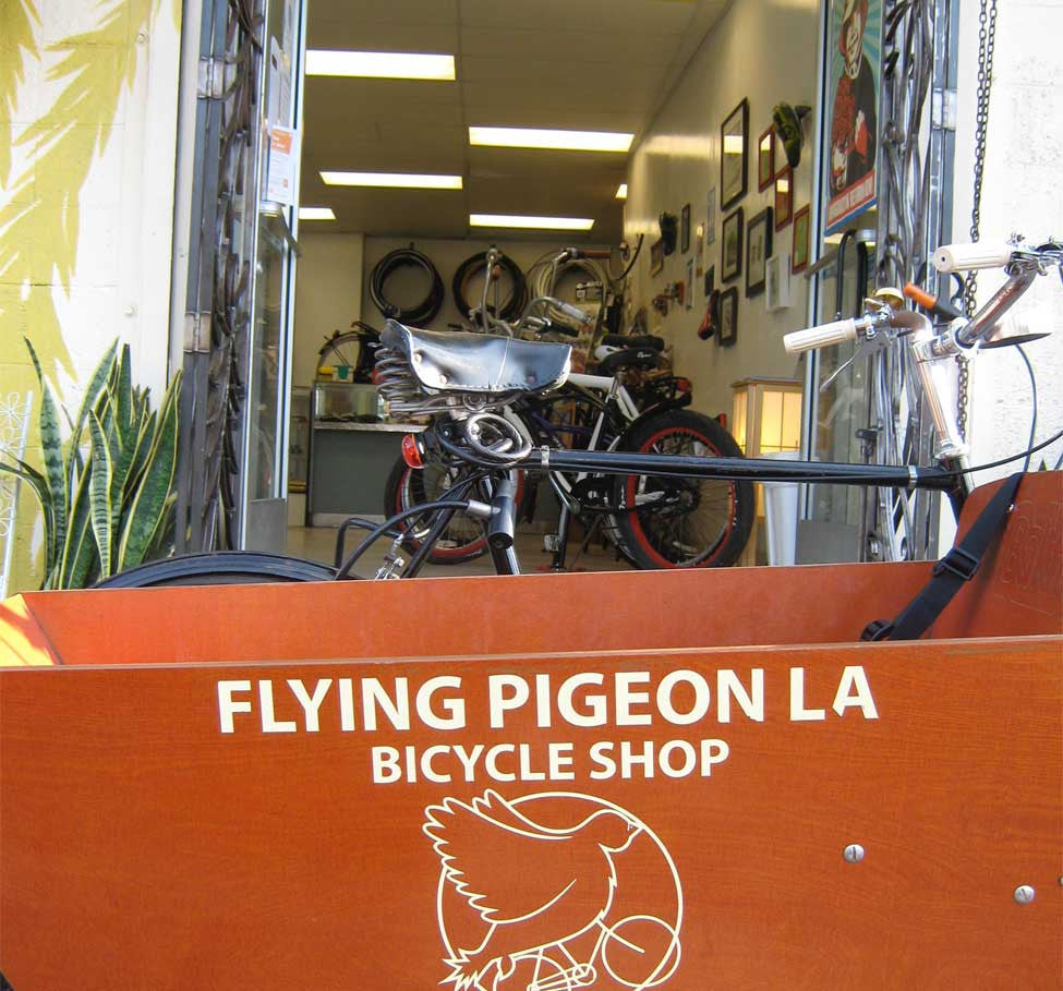 Dim Sum, Flying Pigeons, and going Dutch in LA
