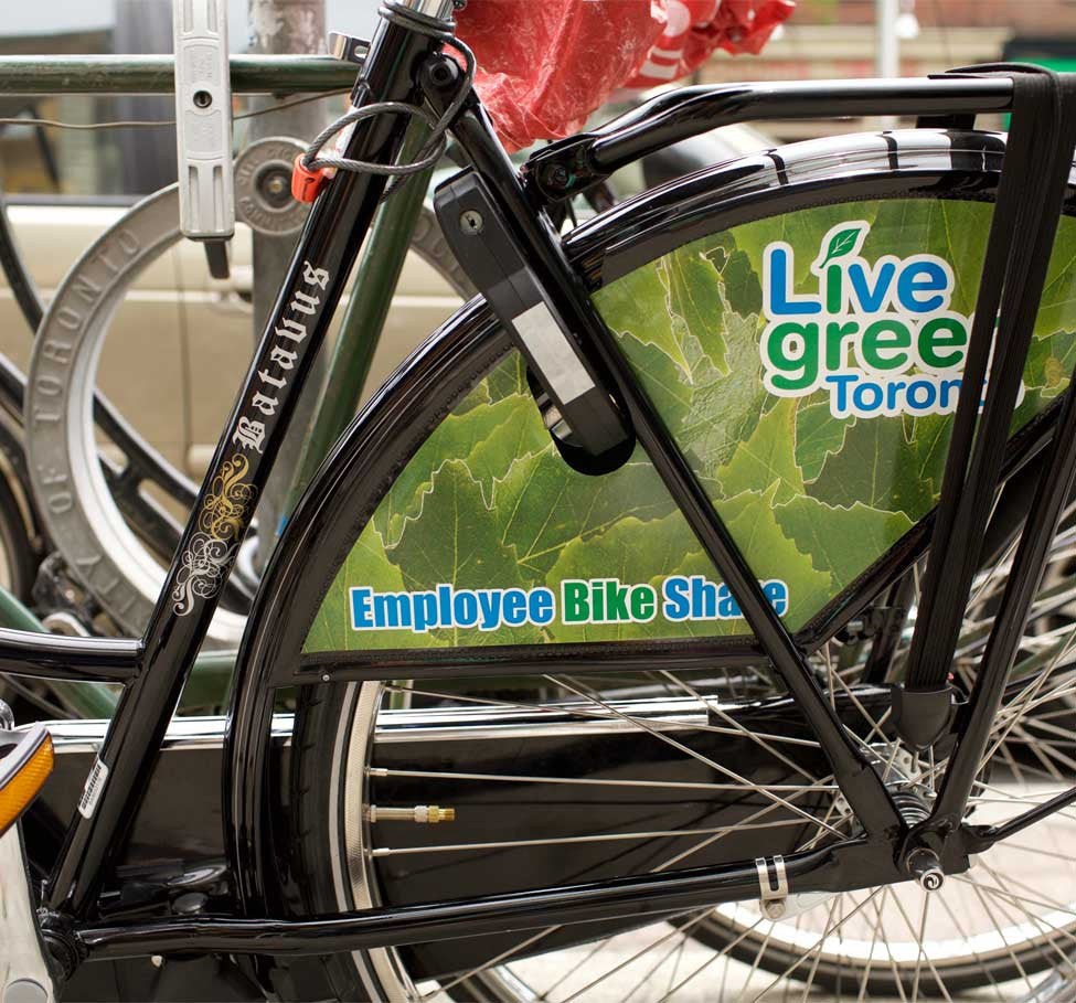 City of Toronto Bike Share Program