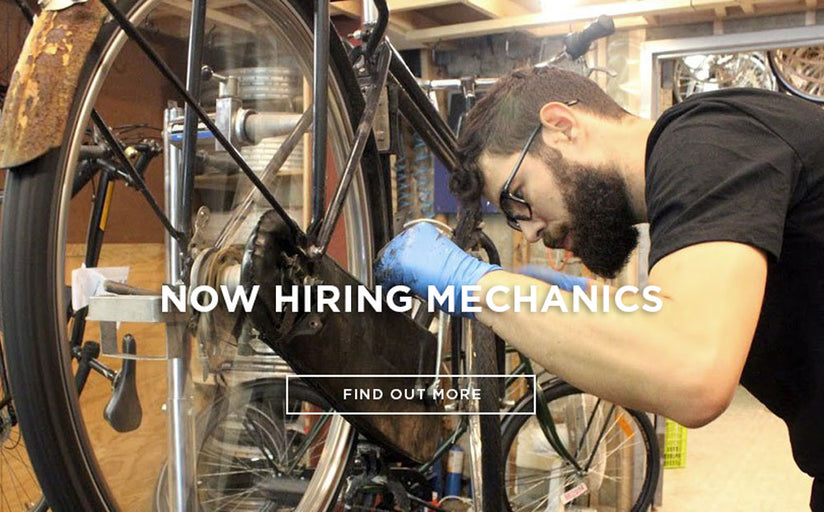 Now Hiring Mechanics!