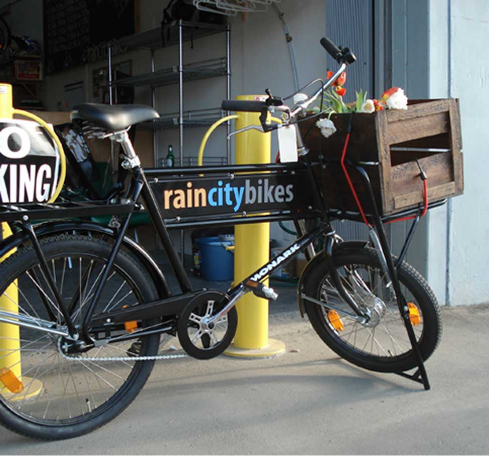 It's raining bikes! The Rain City Interview