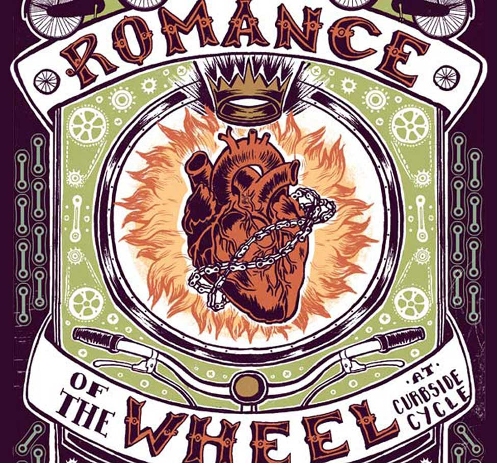 Romance of the Wheel hits Curbside Cycle