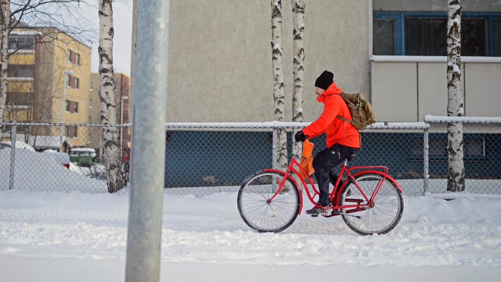 Demythologizing Winter Cycling