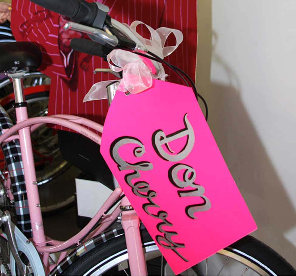 The Pinko Bike Auction Has Begun!